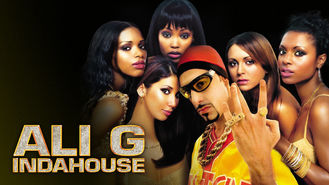 Netflix box art for Ali G Indahouse