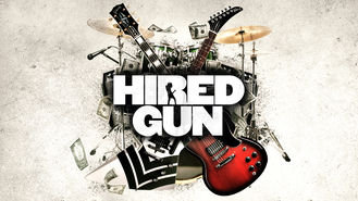 Netflix box art for Hired Gun