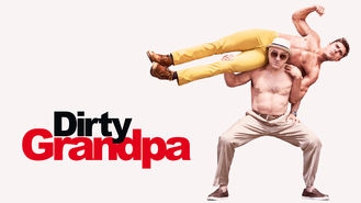 Netflix box art for Dirty Grandpa