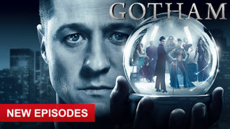 Netflix box art for Gotham - Season 3