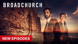 Netflix box art for Broadchurch - Season 3