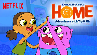 Netflix box art for Home: Adventures with Tip & Oh - Season 3