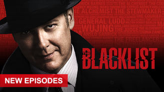Netflix Box Art for Blacklist - Season 4, The