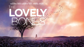 Netflix box art for The Lovely Bones