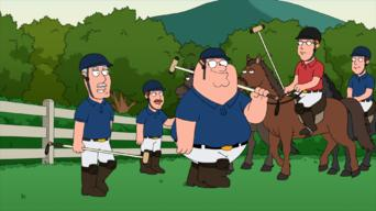 Family Guy: Season 11: No Country Club for Old Men